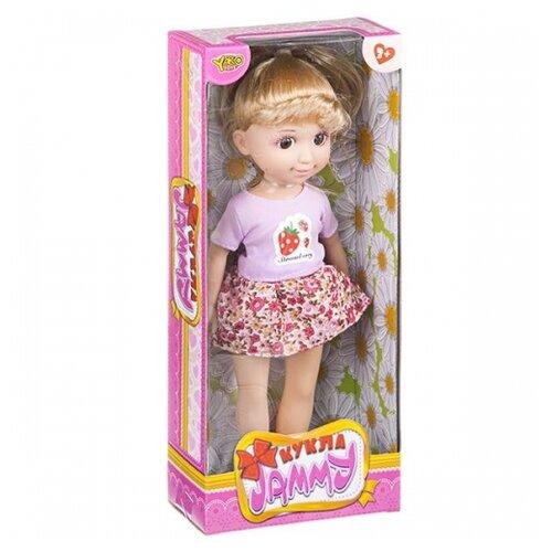 Кукла Yako Jammy, 25 см, M6297 кукла yako jammy красотка 25 см m6331
