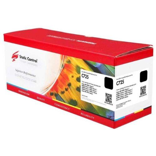 Картридж Static Control C725, совместимый  - купить со скидкой