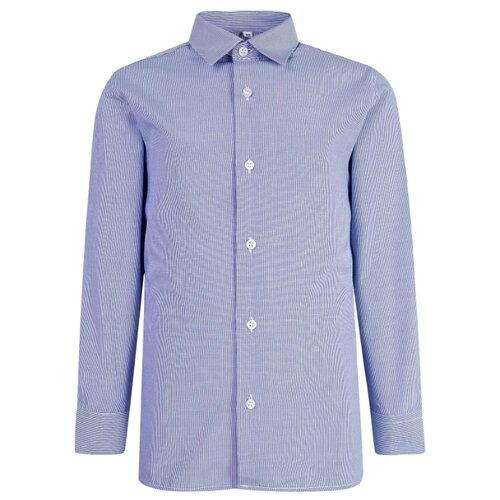 Купить Рубашка Malip размер 174, голубой, Рубашки