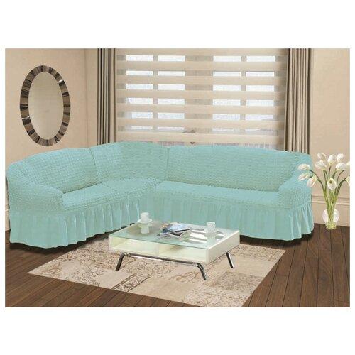 Чехол на диван угловой
