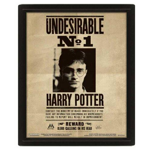 блокнот harry potter sirius 3D Постер Harry Potter: Potter / Sirius