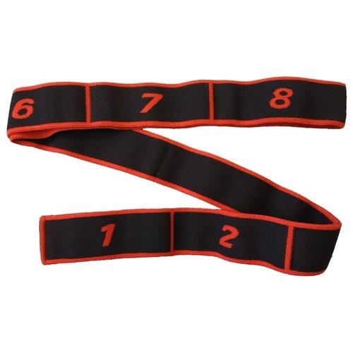 Эспандер универсальный ATEMI Elastiband (AEB01) черный/красный