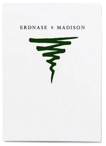 Карты для покера Ellusionist Erdnase x Madison Green