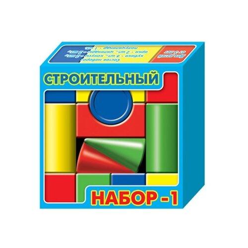 Купить Строительный набор №1, Десятое королевство, Детские кубики