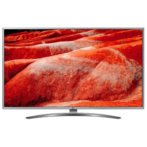 Фото - Телевизор LG 50UM7600 50 (2019) серебристый телевизор