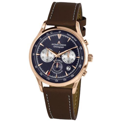 Фото - Наручные часы JACQUES LEMANS 1-2068G наручные часы jacques lemans 1 2099f