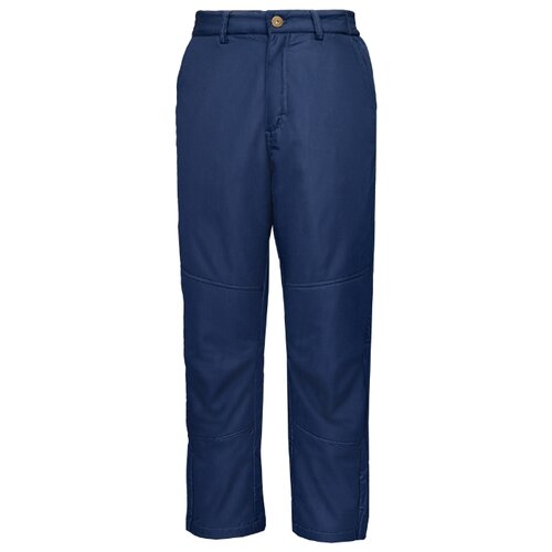 Брюки Gulliver 21911BJC6405 размер 152, синий брюки gulliver 21911bjc6405 размер 152 синий