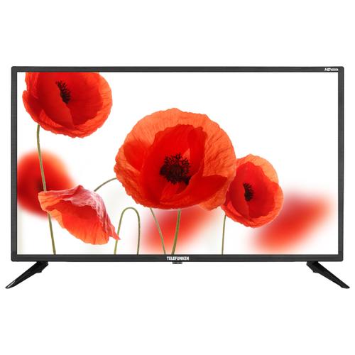 Фото - Телевизор TELEFUNKEN TF-LED32S31T2 31.5 (2020), черный telefunken tf led32s31t2 черный