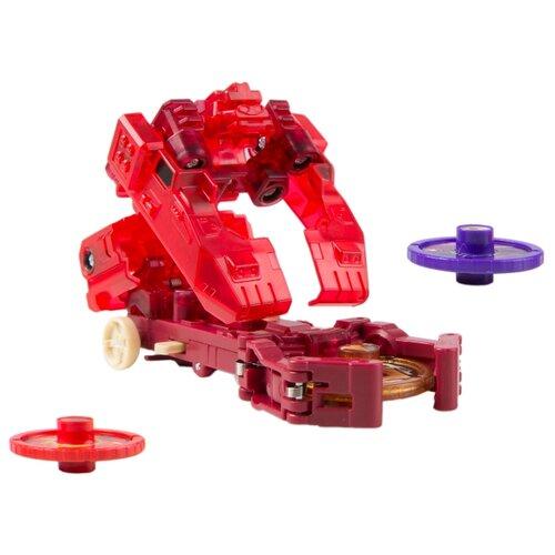 Интерактивная игрушка трансформер РОСМЭН Дикие Скричеры. Линейка 2. Манкиренч (34825) красный росмэн росмэн ранец эргономичный миньоны красный