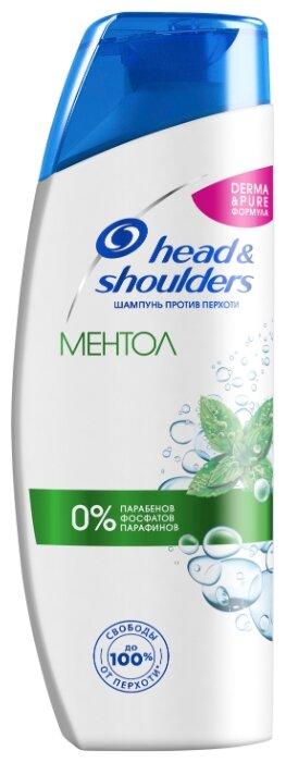 Head & Shoulders шампунь против перхоти Ментол — купить по выгодной цене на Яндекс.Маркете