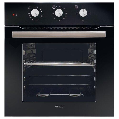 Духовой шкаф Ginzzu HOE-110 (черный)