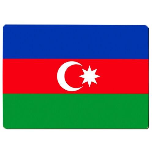 Коврик для мыши Флаг Азербайджана