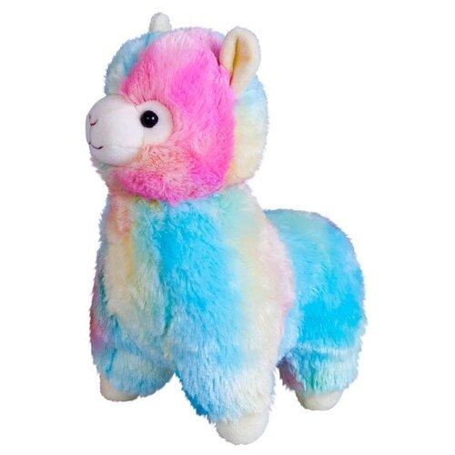 Мягкая игрушка Fancy Гламурная Альпака разноцветная 28 см мягкая игрушка fancy гламурная альпака белая 31 см