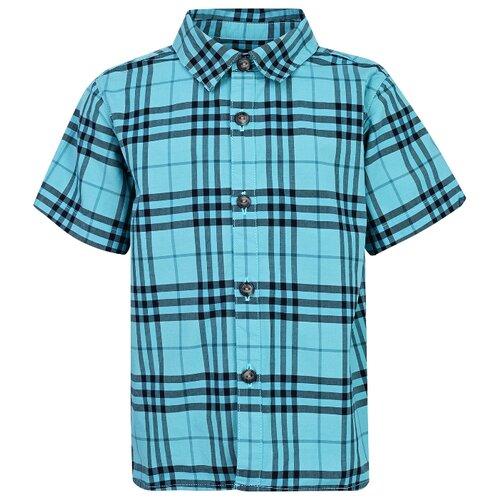 Купить Рубашка Burberry размер 68, зеленый, Футболки и рубашки