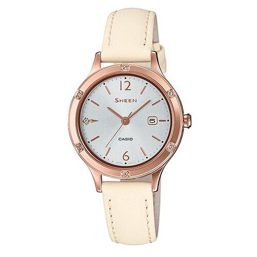 Наручные часы CASIO SHE-4533PGL-7A casio she 3052d 7a