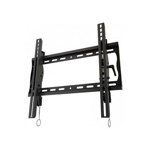 Фото - Кронштейн на стену Wize Pro T46A black кронштейн для телевизора wize pro t80 black