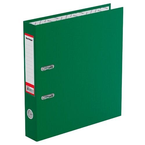 Berlingo Папка-регистратор с карманом на корешке Standard А4, бумвинил, 50 мм зеленый berlingo папка регистратор с карманом на корешке standard а4 бумвинил 70 мм красный