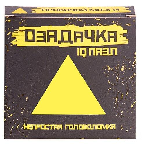 Купить Головоломка Озадачка IQ ПАЗЛ тип Пирамида (22797) оранжевый, Головоломки