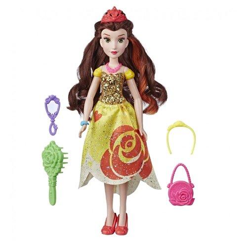 Кукла Hasbro Disney Princess Белль с аксессуарами, E6621