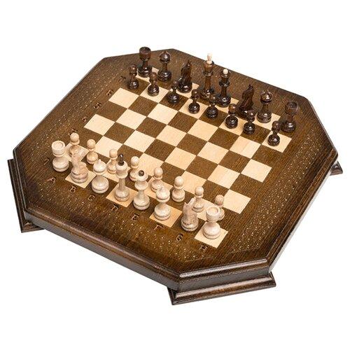 Haleyan Шахматы резные восьмиугольные 30