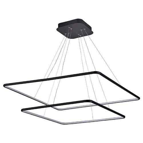 Светильник светодиодный Donolux S111024/2SQ 105W Black In, LED, 105 Вт
