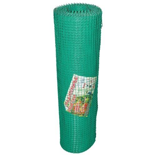 Сетка садовая Химпромряд 999196/999197/999198, зеленый, 20 х 1 м