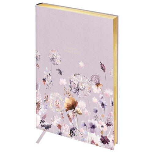 Фото - Записная книжка Greenwich Line Vision. Summer blossom, искусственная кожа, А5, 80 листов, цветы канцелярия plano записная книжка винтаж цветы а5 100 л
