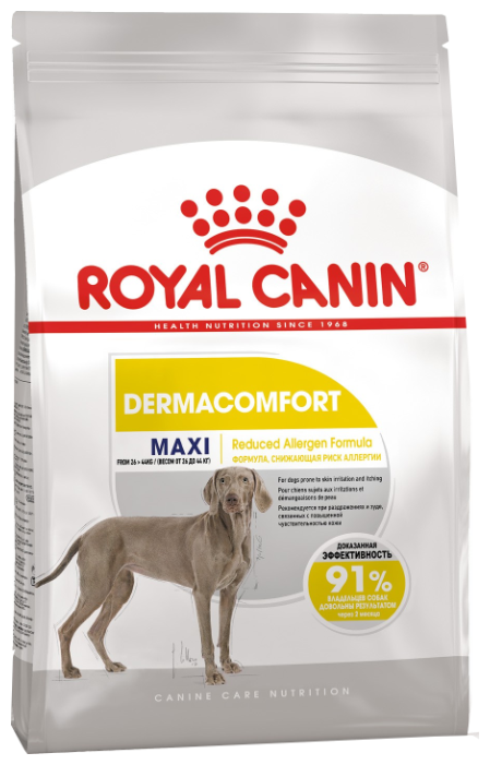 Корм для собак Royal Canin Maxi Dermacomfort