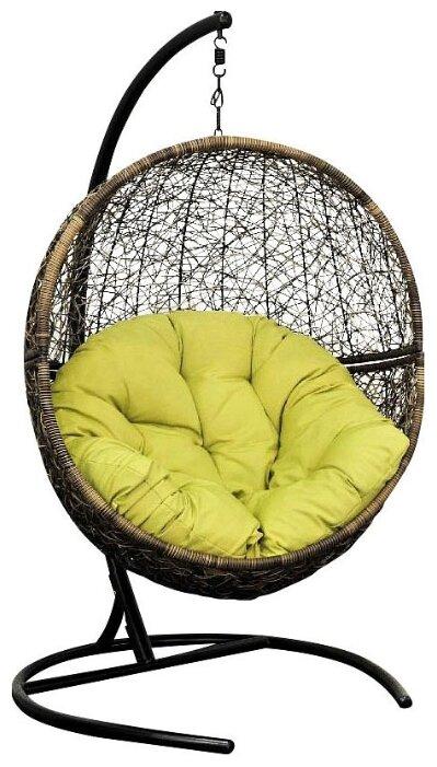 Подвесное кресло-кокон ЭкоДизайн Lunar