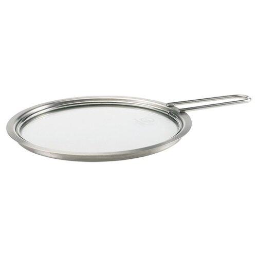 Фото - Крышка Eva Solo стеклянная 201020, 20 см серебристый/прозрачный крышка beka стеклянная cristal 13119284 28 см прозрачный серебристый