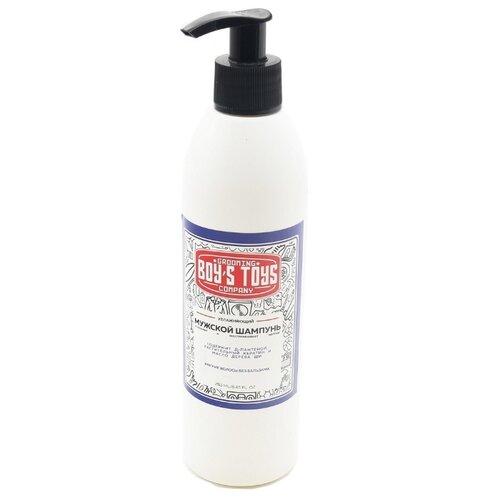 Boy's Toys шампунь для волос увлажняющий мужской, 250 мл по цене 699