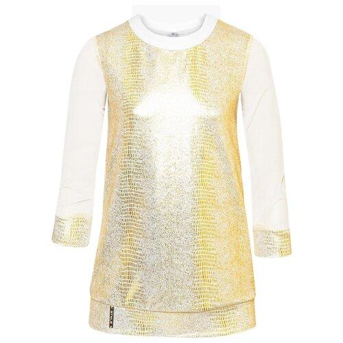 Купить Свитшот Nota Bene размер 128, золотой, Толстовки
