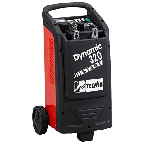 Пуско-зарядное устройство Telwin Dynamic 320 Start черный/красный