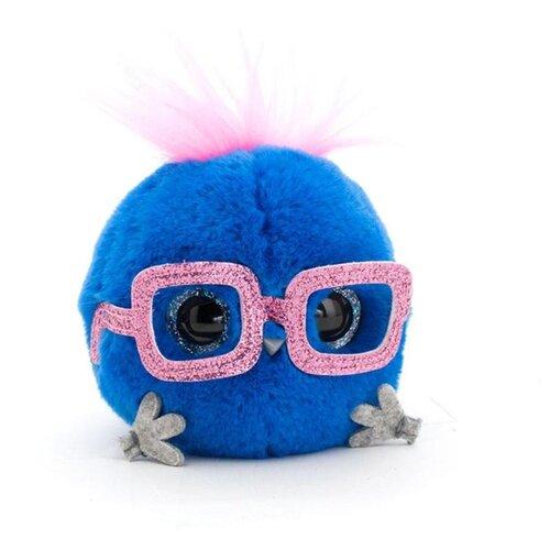 Купить Orange Toys Мягкая игрушка КТОтик в забавных очках , темно-синий, 13 см, Мягкие игрушки
