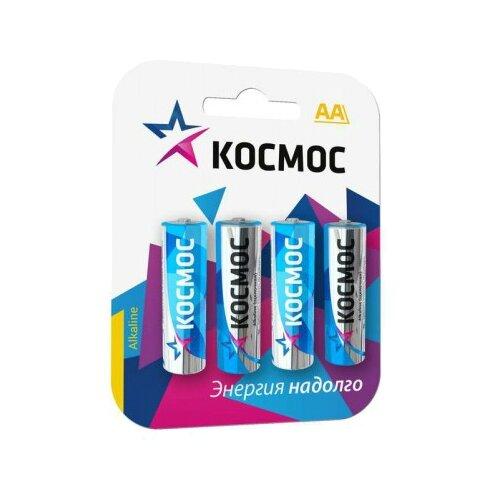 Батарейка КОСМОС LR6 Basic 4 шт блистер