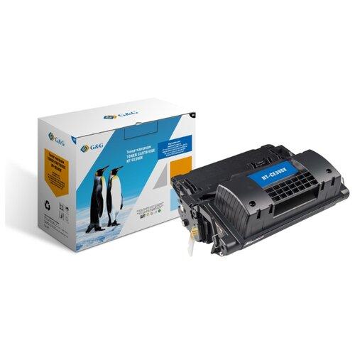 Картридж лазерный G&G NT-CE390X черный (24000стр.) для HP LJ Enterprise 600 M602n/M603n/M4555f MFP