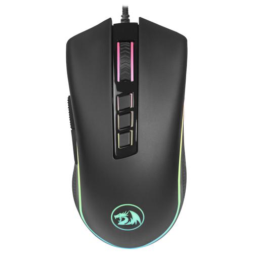 Мышь Redragon Cobra FPS, черный мышь redragon cobra fps 78284