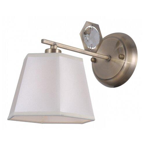 Настенный светильник Natali Kovaltseva 79020/1W Antique, 40 Вт бра natali kovaltseva 10742 1w palisander