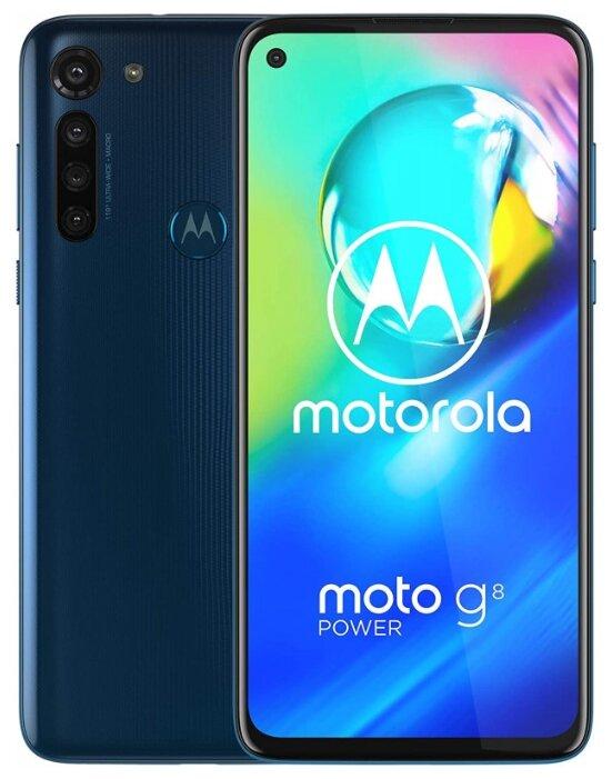 Смартфон Motorola Moto G8 Power 4/64GB — купить по выгодной цене на Яндекс.Маркете