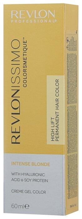 Revlon Professional Revlonissimo Colorsmetique стойкая краска для волос Intense Blonde, 60 мл
