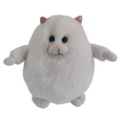 Мягкая игрушка Junfa Toys Кошка пушистая 20 см