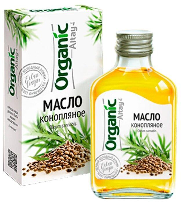 "Специалист Масло конопляное ""Organic life"""