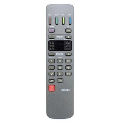 Фото - Пульт ДУ Huayu RCT3004 для телевизора Thomson 14MC77C серый универсальный пульт thomson roc1205