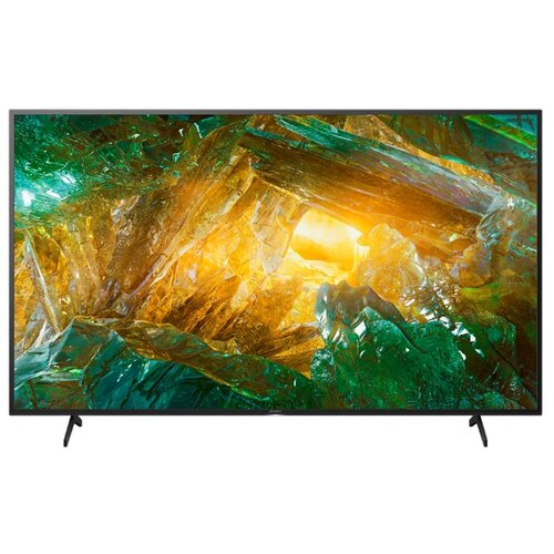 Фото - Телевизор Sony KD-43XH8005 42.5 (2020), черный led телевизор sony kd 75xh9096