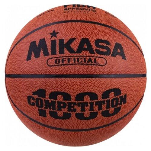 Баскетбольный мяч Mikasa BQ1000, р. 7 оранжевый