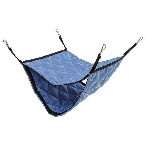 Гамак для грызунов Ferplast PA 4888 31.5х15х29 см синий/черный