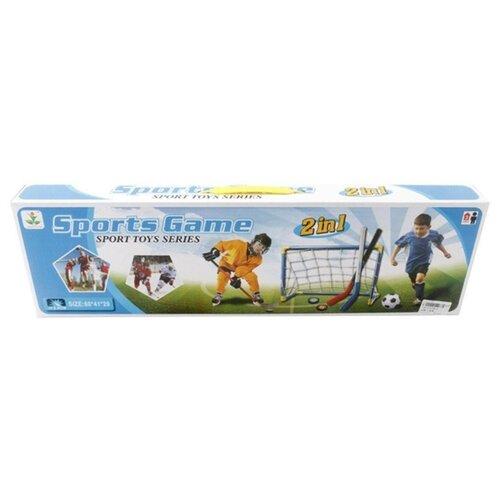 Набор 2 в 1 Футбол + Хоккей Jirun Toys (DQ-4)