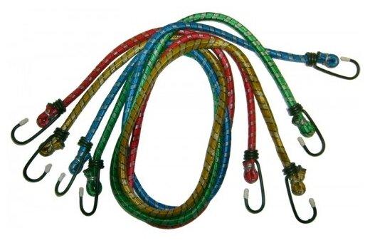 Стяжной шнур с крюками SKRAB 27013 (комплект 4 шт.)