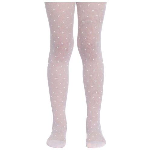 Колготки Conte Elegant ANABEL размер 140-146, bianco колготки conte elegant anabel размер 140 146 pink