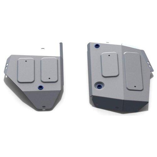 Защита топливного бака RIVAL 333.2742.1 для Jeep